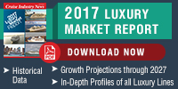 Cruise Industry News Luxury Cruise Market Report