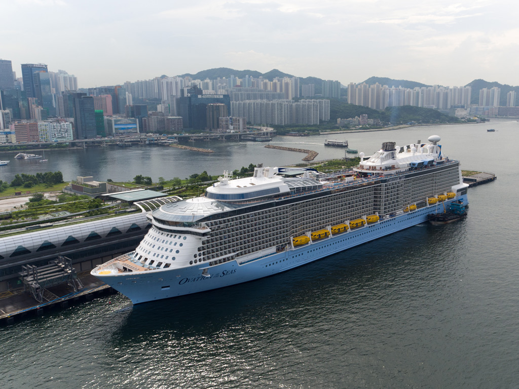 Idea asian pacific cruise was specially