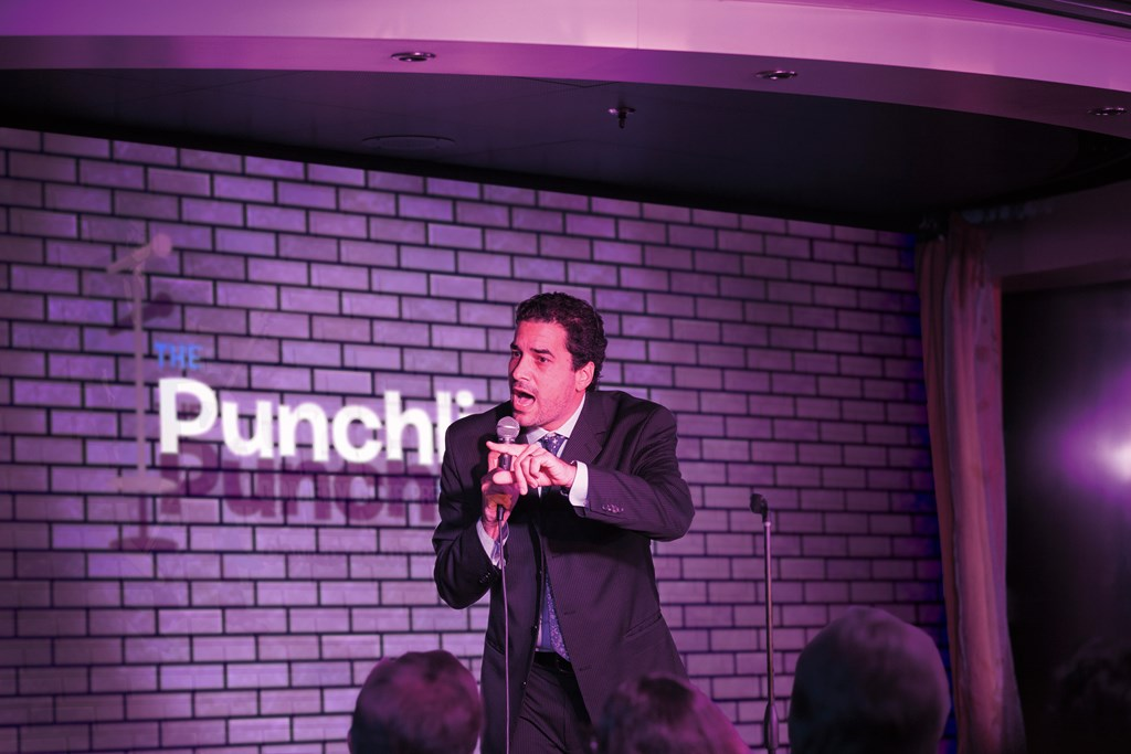 Carnival To Host Comedy Shows In Cruise Industry - Punchliner comedy club