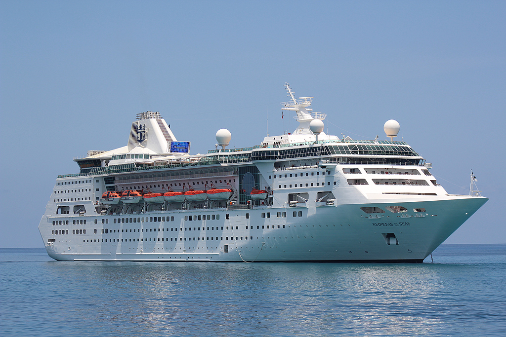 Empress Of The Seas Cruise Industry News Cruise News - Empress of the seas cruise ship