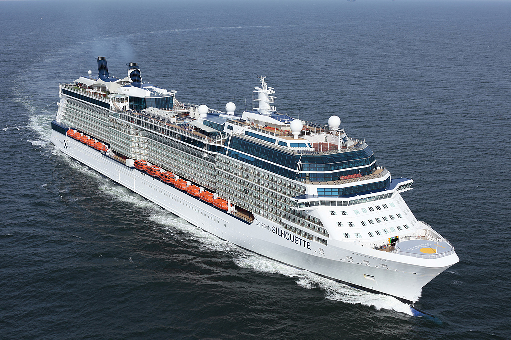 Celebrity solstice specifications