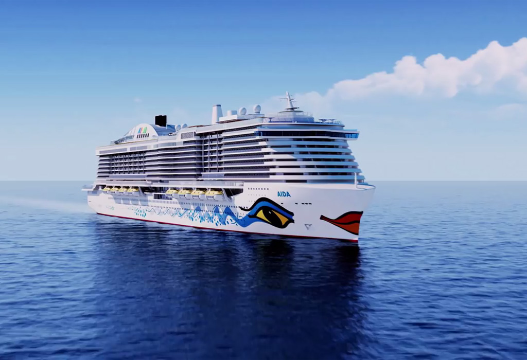AIDA 2018 Newbuild To Be Named AIDAvova  Cruise Industry
