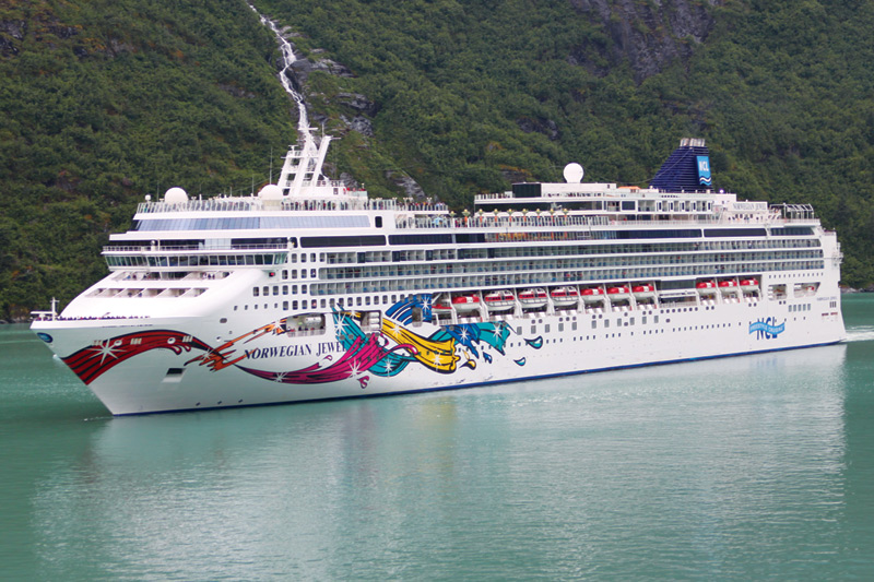 Norwegian jewel set to sail in asia for 2018 summer for High end cruise lines