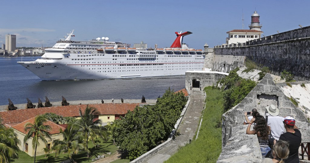 Cruise Lines Attend Cuba Summit Cruise Industry News Cruise News - Cruise ships to cuba