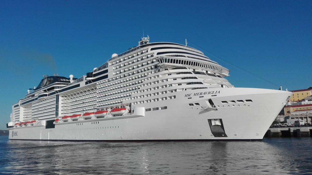 MSC To Offer Three Meraviglia Sailings From NYC Cruise Industry - Cruise ships from nyc