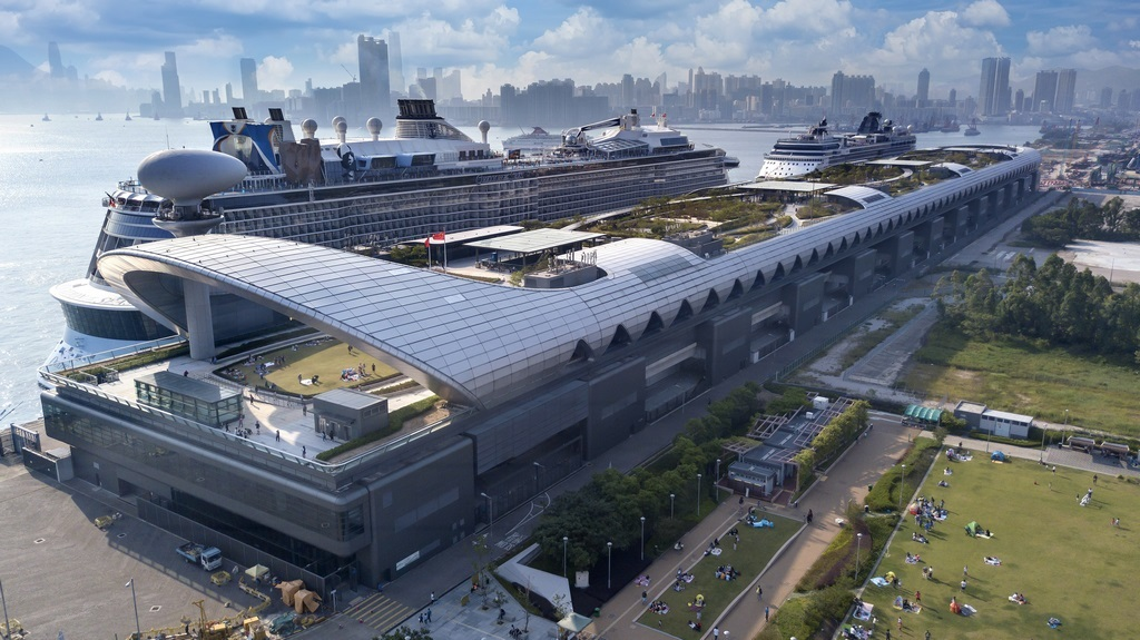 Celebrity cruise terminal hong kong