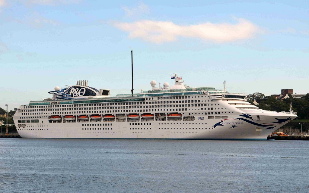 Carnival Australia Charters Three Ships For Apec Summit