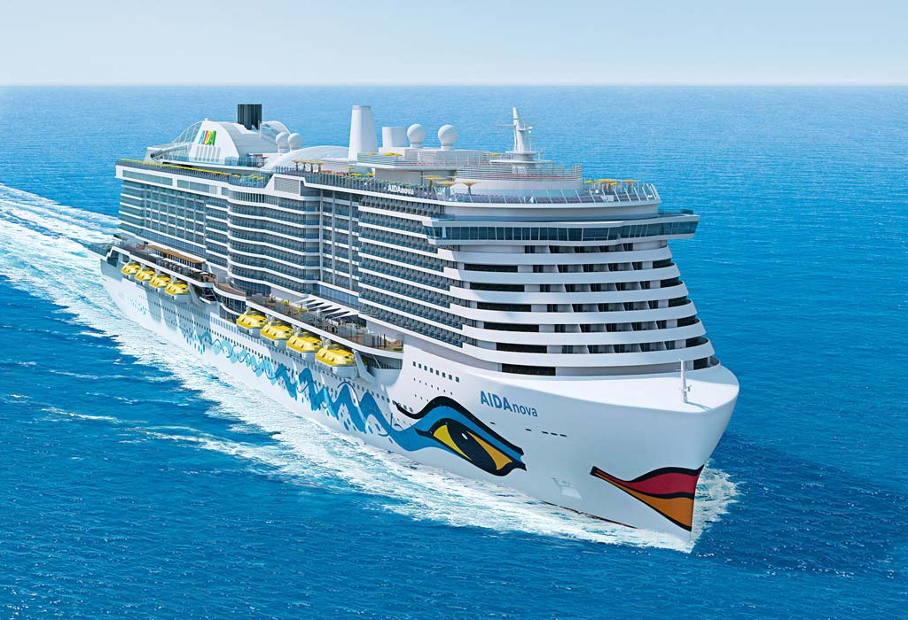 Passenger Ship Sustainability: LNG Is The Future - Cruise ...