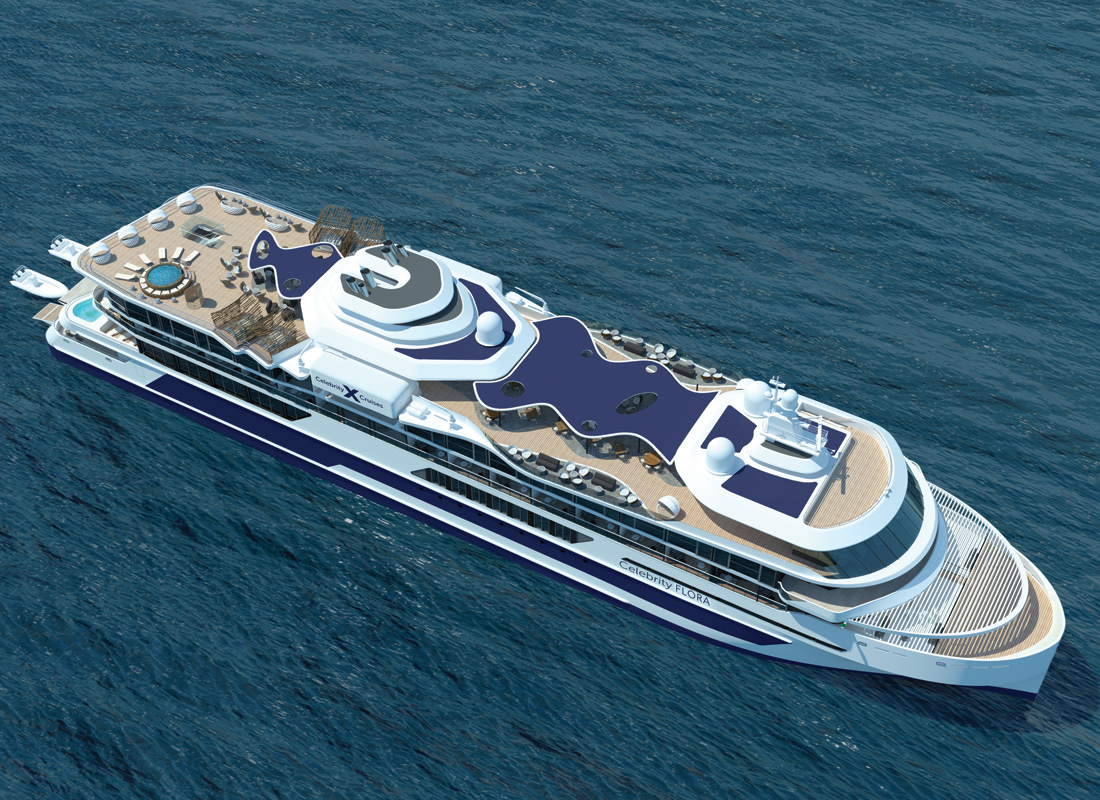 Celebrity Edge: New cruise ship will have 'Magic Carpet ...