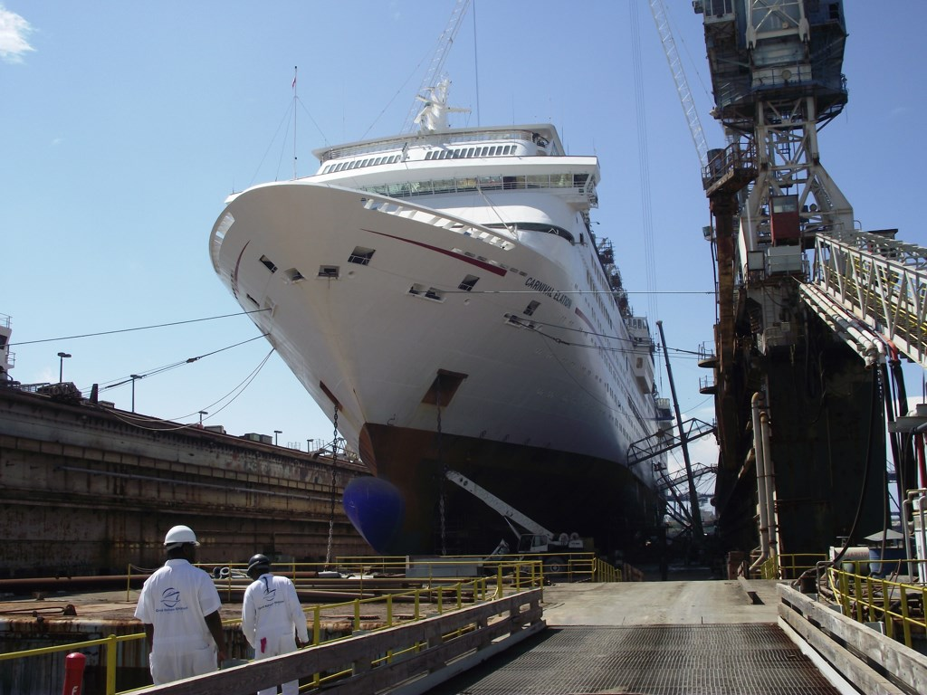 Renovated Carnival Elation Returns To Jacksonville Cruise - Jacksonville cruises