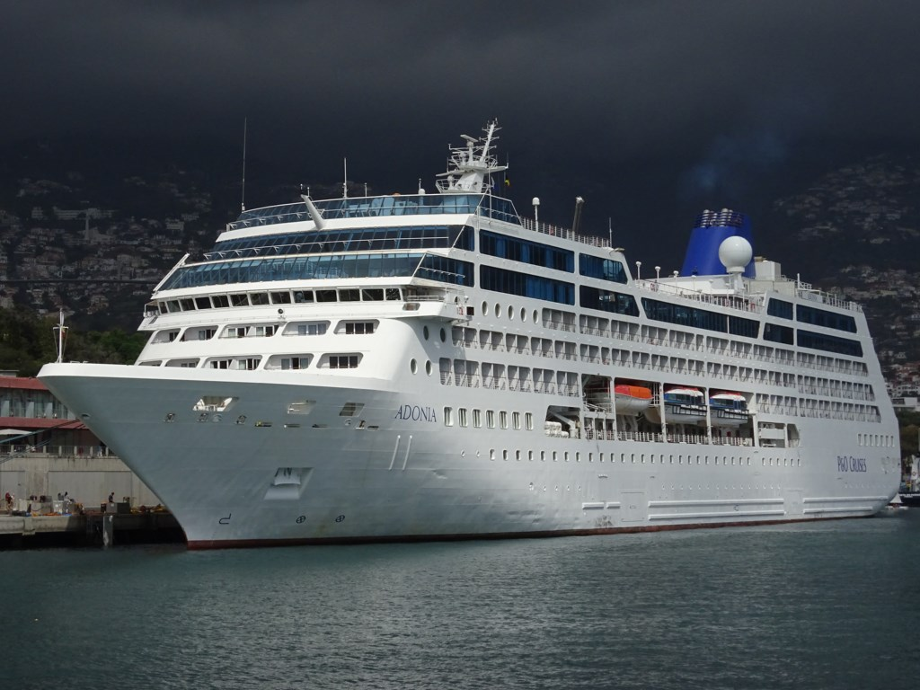 Photos PO Adonia Cruise Industry News Cruise News - Adonia cruise ship