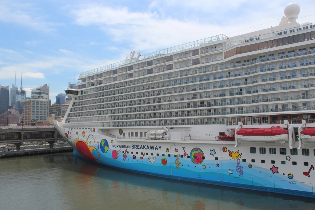 NCL's bigger, newer Breakaway swapped for Gem in New Orleans