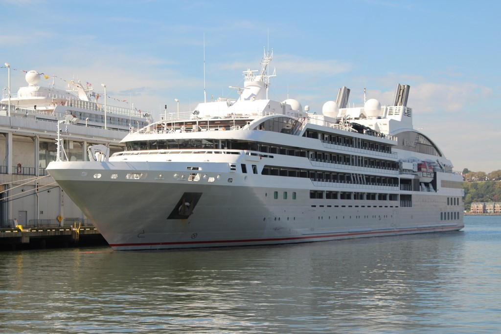 Ponant And Tauck Present Le Soleal In New York Cruise Industry - Ponant cruises