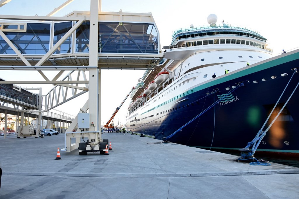 Global Ports To Open New Terminal In Lisbon Cruise Industry News - Lisbon cruise ship port