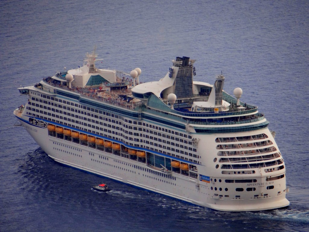 Adventure Of The Seas To Call In St Croix Cruise