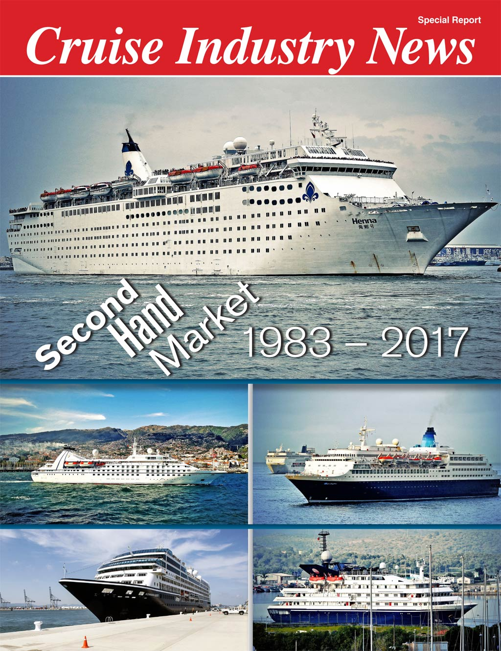 Secondhand Market Cruise Industry News Cruise News - History of cruise ship industry