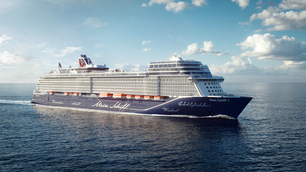 Preview Mein Schiff 1 Cruise Industry News Cruise News