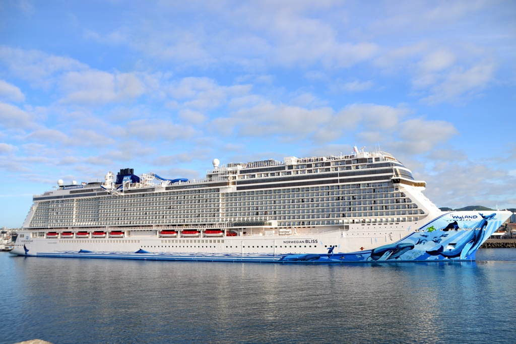 Norwegian Cruise Line Returns to the West Coast with the Norwegian Bliss