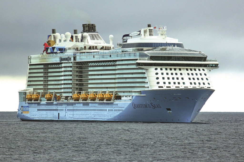 Royal Caribbean To Upgrade Penang Port In Malaysia