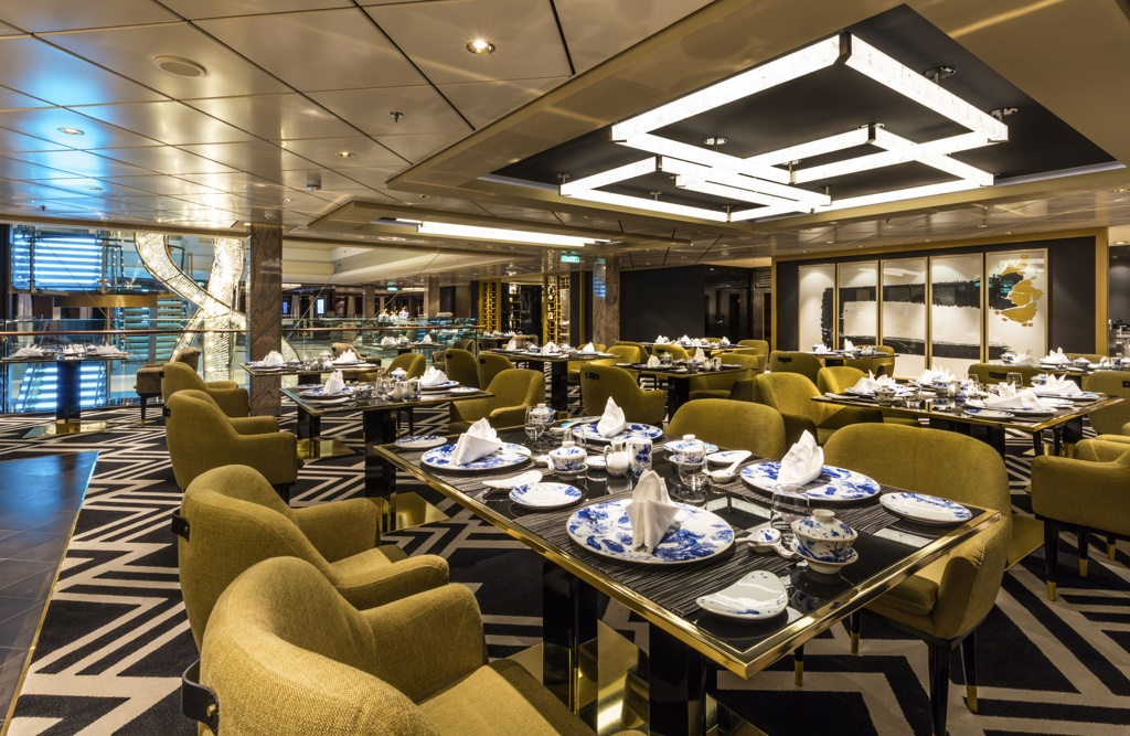 Dream Cruises Introduces New Features for Exclusive Area ...