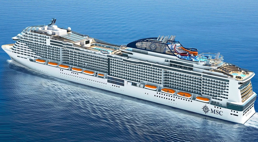 MSC Announces Winter 2019-2020 Deployment, Grandiosa in ...