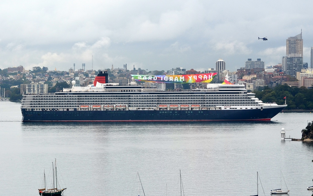 Queen Elizabeth To Be Based In Australia For 2019 2020 Season Cruise Industry News Cruise News