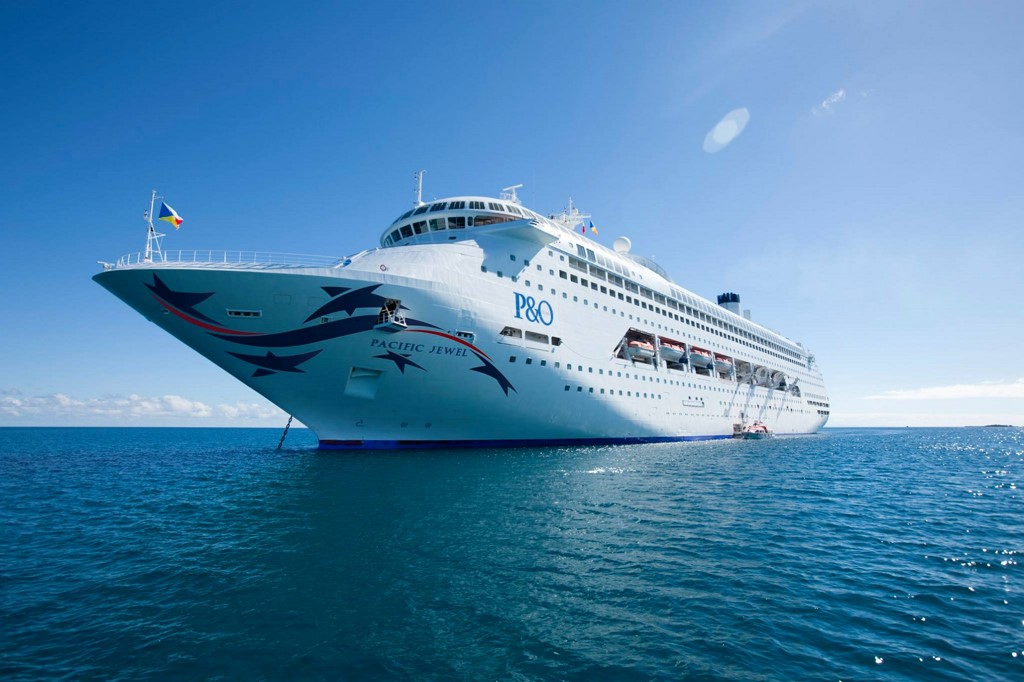 P Amp O Australia To Refurb Pacific Jewel Cruise Industry