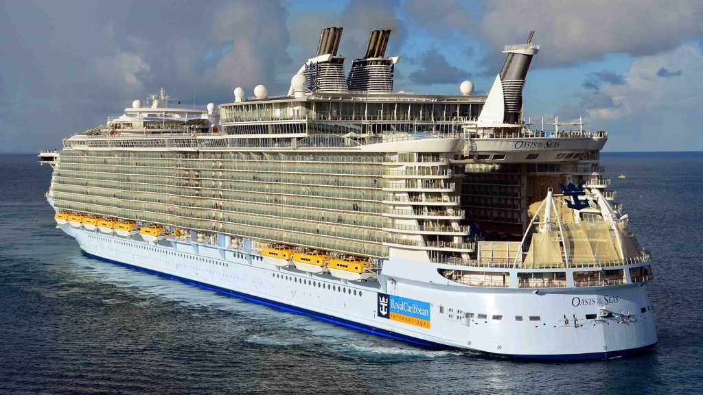 Royal Caribbean hits record high on upbeat results, lifts rivals