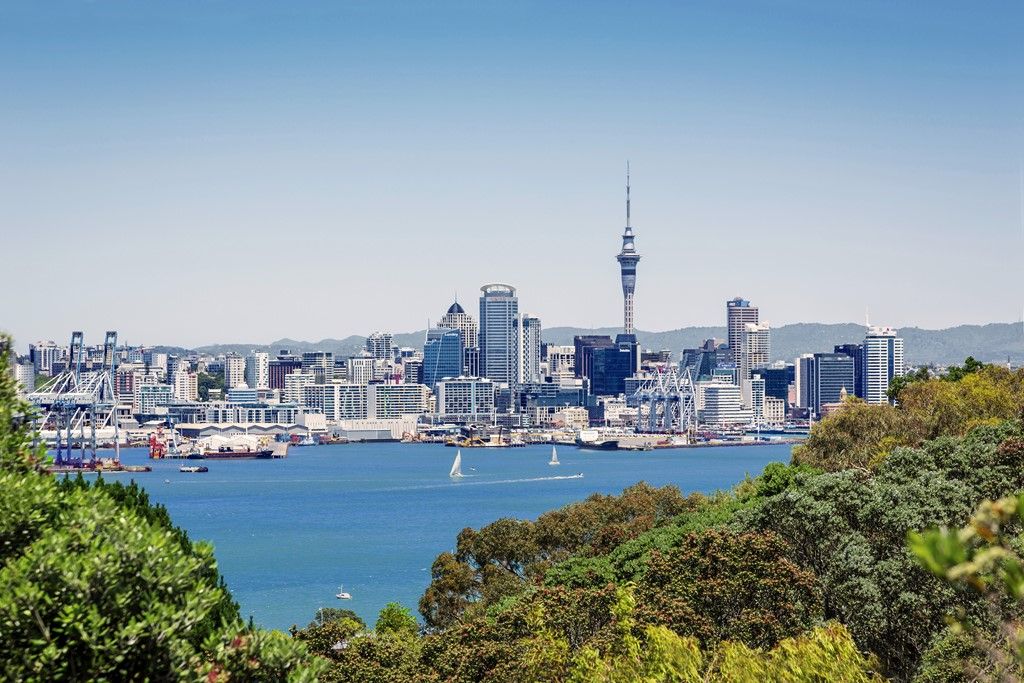 Cruise Traffic Up In Auckland Cruise Industry News