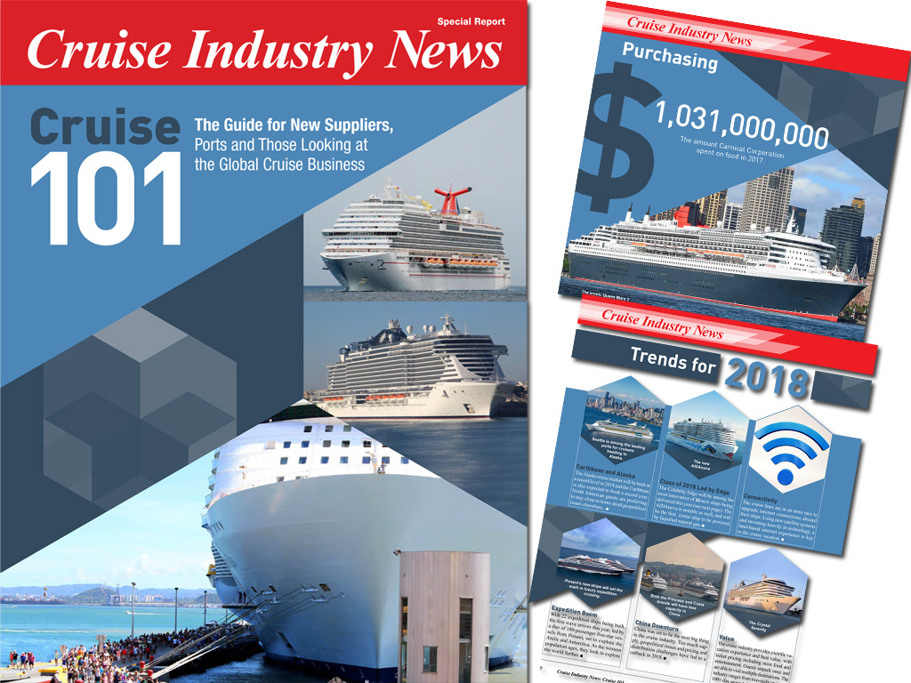 Cruise Industry 101 Guide Launched - Cruise Industry News | Cruise News