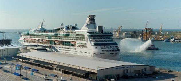 Port Of Galveston Ends Year With Cruise Milestone Cruise - Galveston cruise port