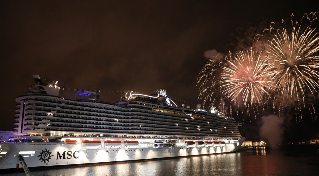 MSC Adds Another Newbuild, LNG-Powered Meraviglia for 2023 ...