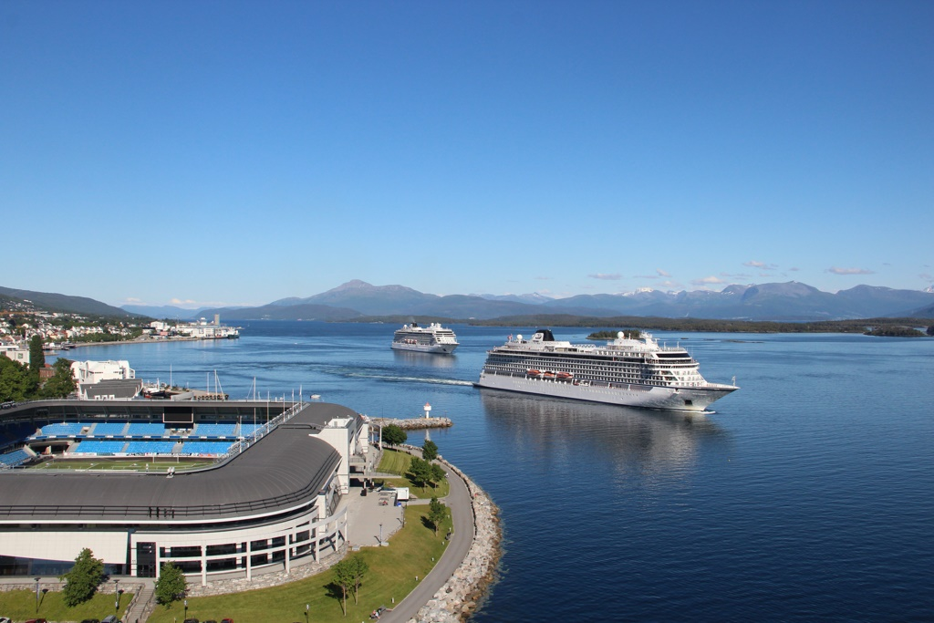 molde and andalsnes shoulder season target cruise industry news
