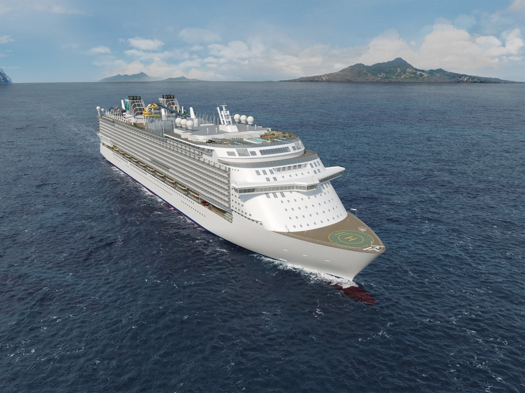 Newest Cruise Ships 2020.Dream Cruises To Get 2020 Newbuild Sail Globally Cruise