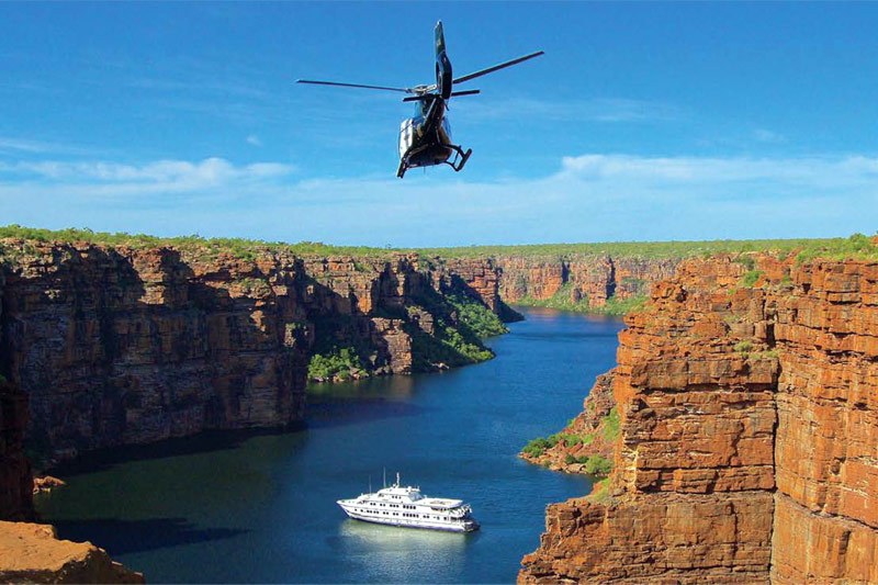 Expedition Cruising in The Kimberly