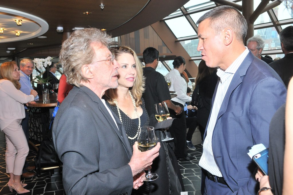 Norwegian Shows Off New Bliss in Manhattan - Cruise Industry