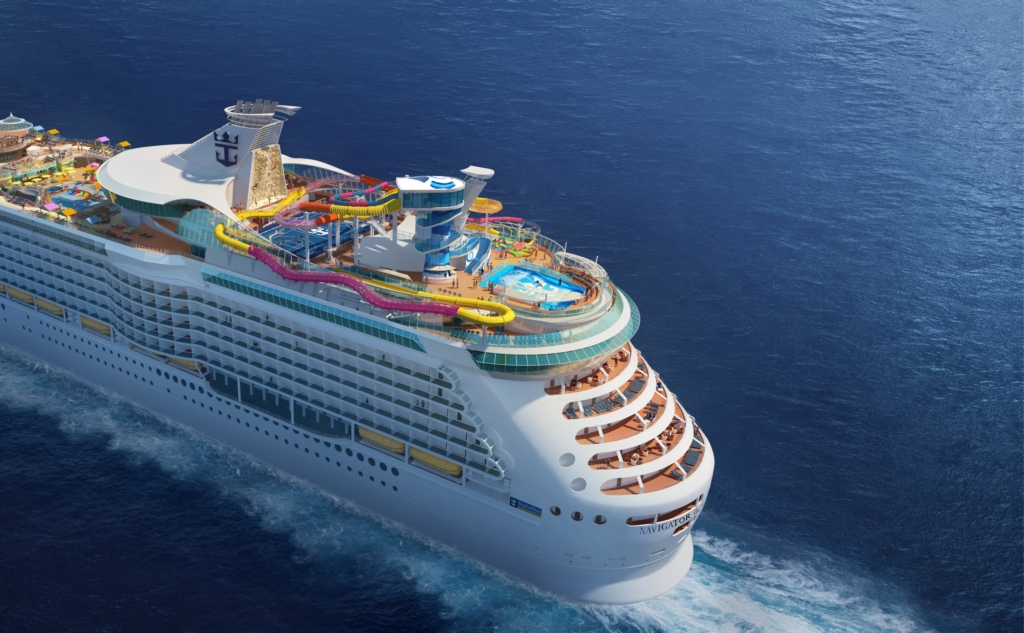 navigator of the seas to get 115 million refurb cruise industry