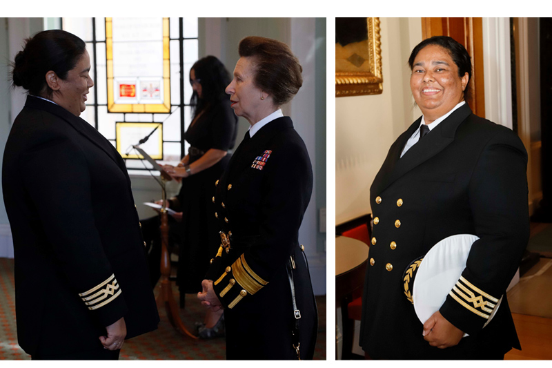 Windstar's Captain Bennett Awarded 2018 Merchant Navy ...