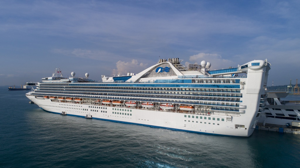 Golden Princess To Become Pacific Adventure Cruise
