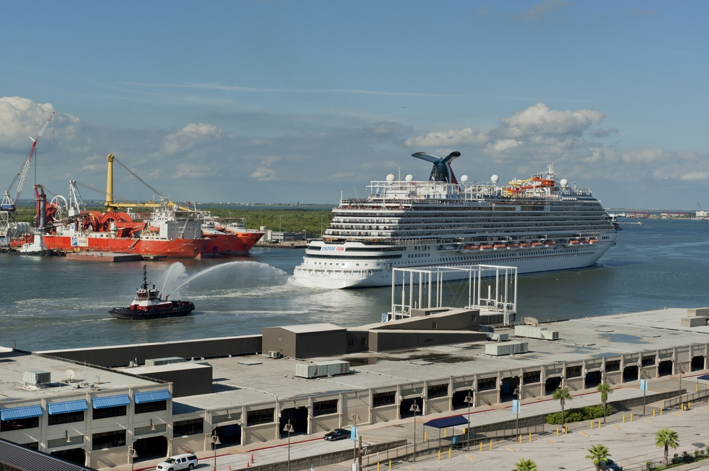 Port Of Galveston Reports Strong First Quarter
