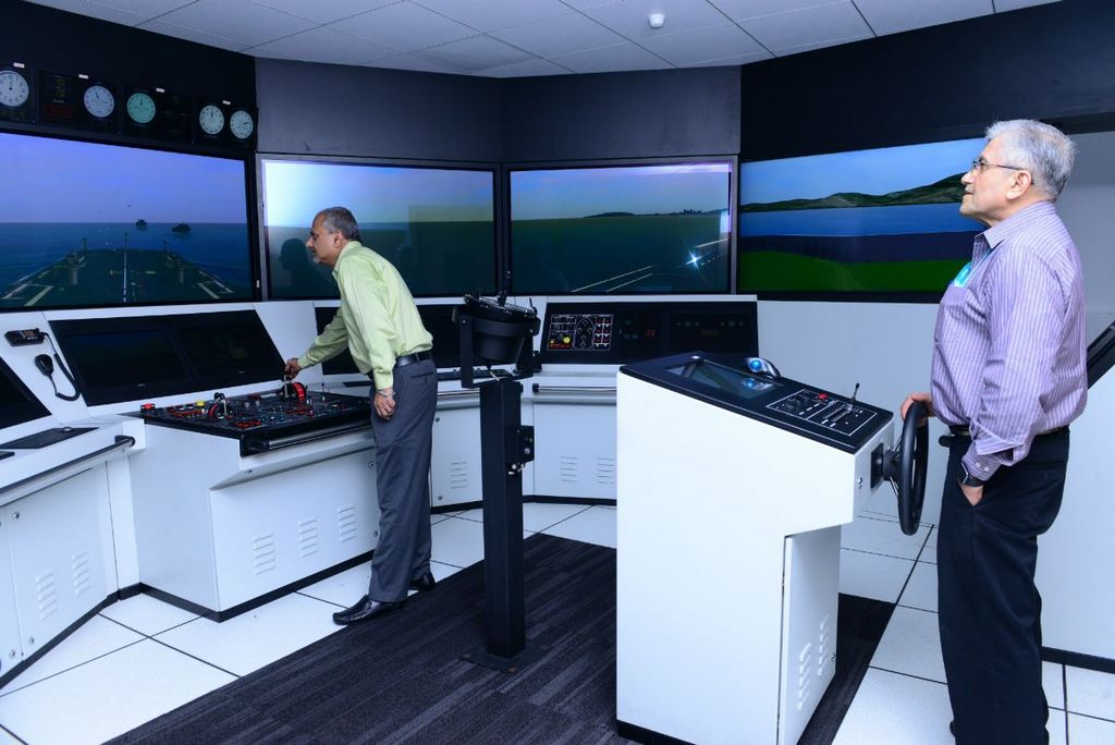 V Group Opens New Centre of Excellence in Mumbai - Cruise Industry