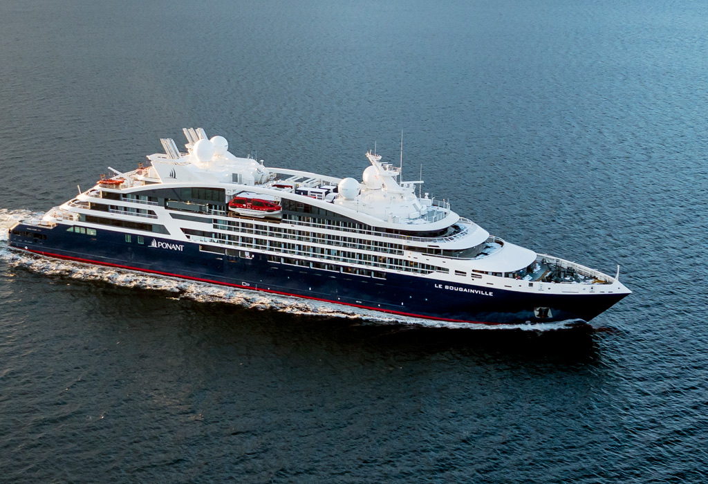 Francois Illas New Tradition: Ponant Announces Two Musical Experiences At Sea
