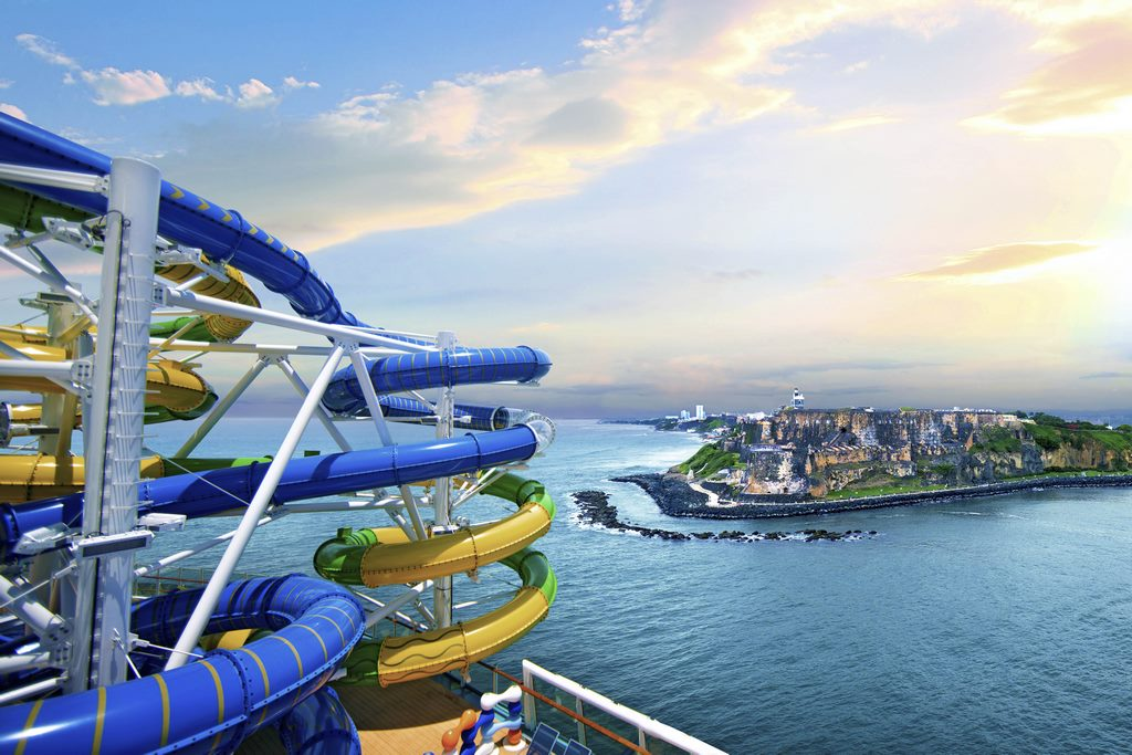 Freedom of the Seas to Get $116 Million Upgrade