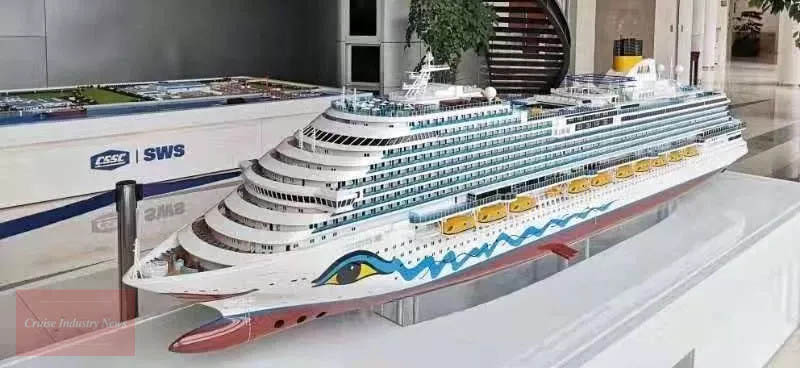 Steel Cut for Carnival's First China-Built Ship - Cruise ...