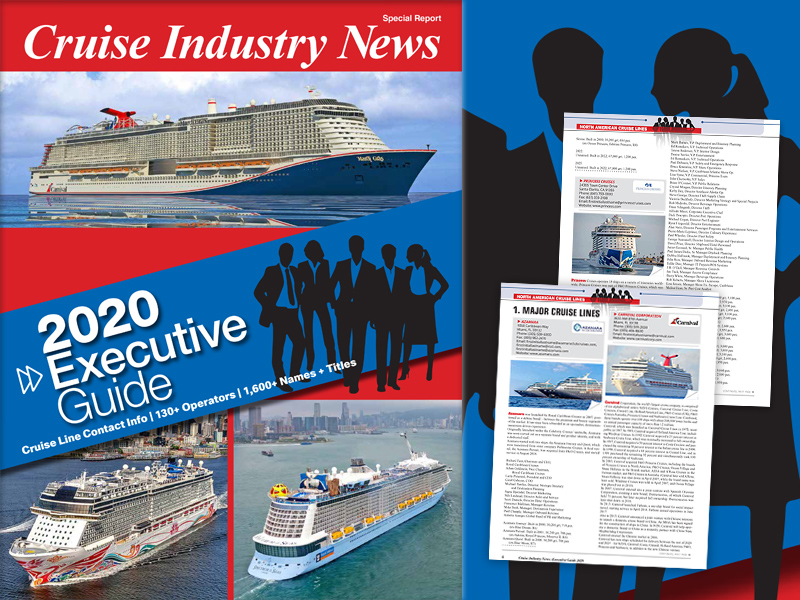 2020 Cruise Industry News Executive Guide