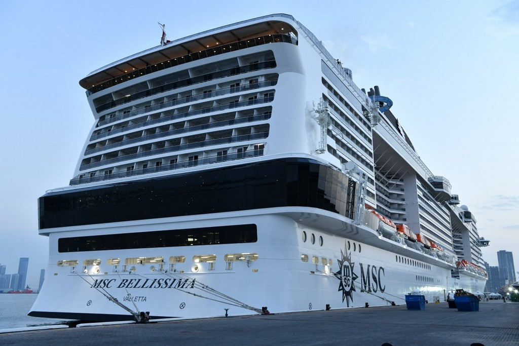 MSC Makes Changes to Bellissima's Asia Repositioning