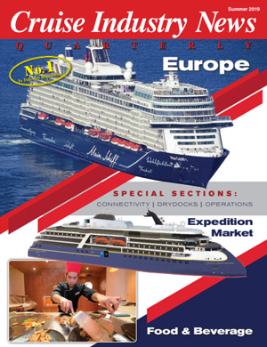 Cruise Industry News Summer 2019 Quarterly Magazine
