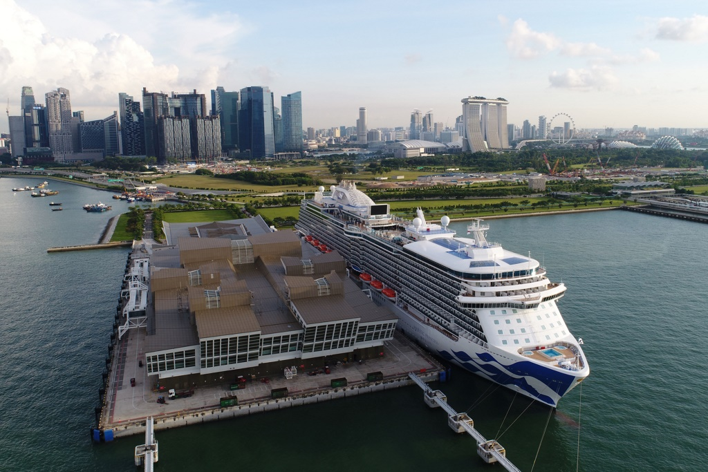 Asian pacific cruise agree