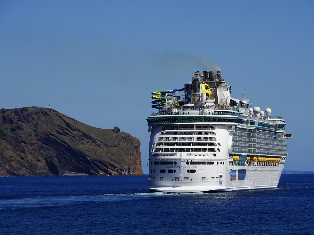 Royal Caribbean Vessel