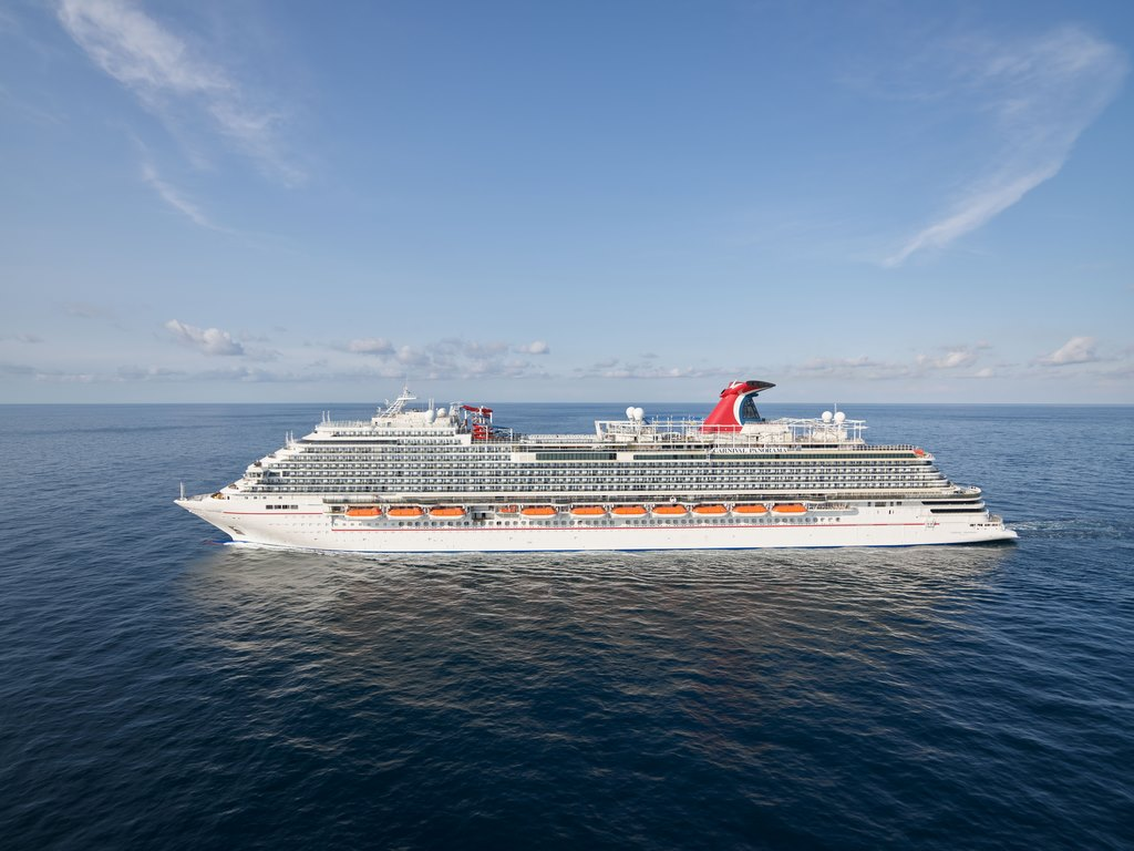 Carnival Panorama Completes Sea Trials